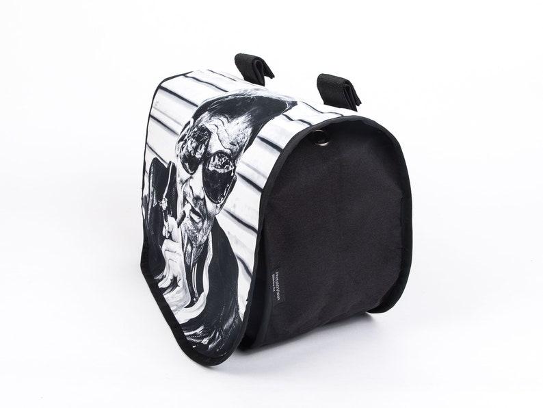 Bike Bag Luggage rackHandlebar Bag waterproofGift bikePhotoMyVision