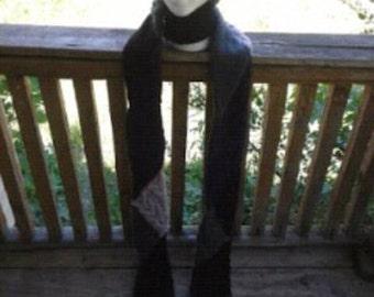 Bella baseball scarf