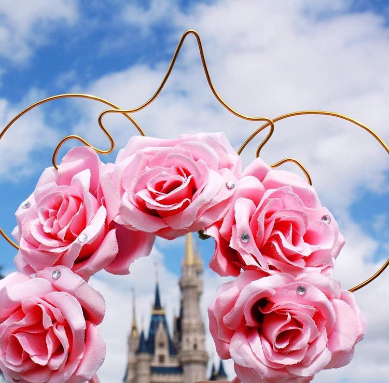 Minnie Mouse ears disney ears sleeping beauty ears Mickey | Etsy