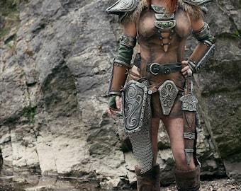 Skyrim cosplay | Etsy