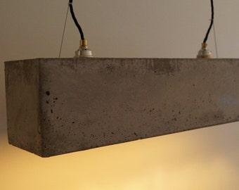 Beton Hängeleuchte | Betonleuchte | Betonlampe