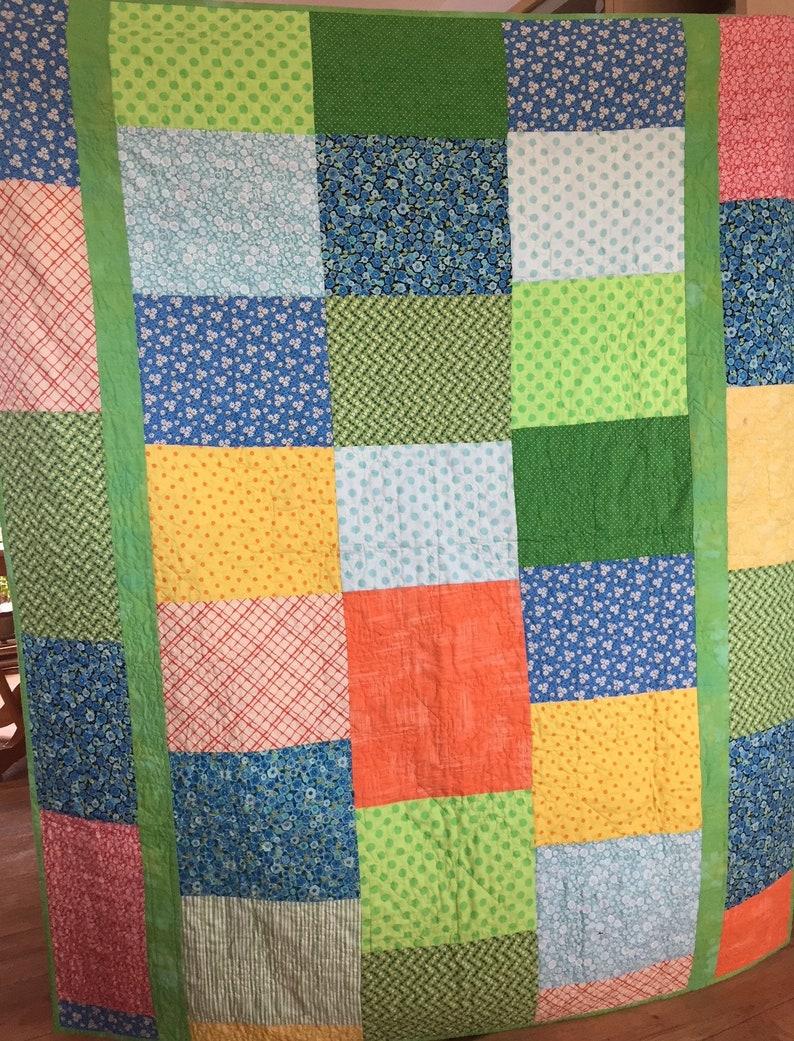 Grandma/'s Garden Quilt