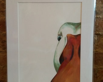 Jeremy Duck limited edition print