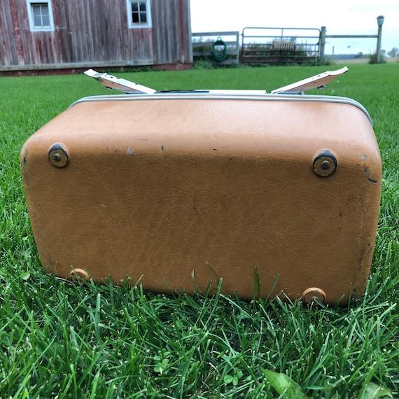 Vintage Samsonite Makeup Train Case - image 5