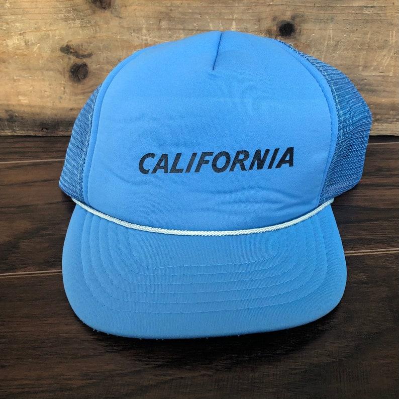 California Vintage Snapback Hat