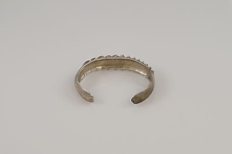 Jewelry Is Me:Great Holiday Gifts Him or Her Vintage to Modern Sterling Silver 925 Mexico Mid Century Modern Cuff Bracelet 39 Grams