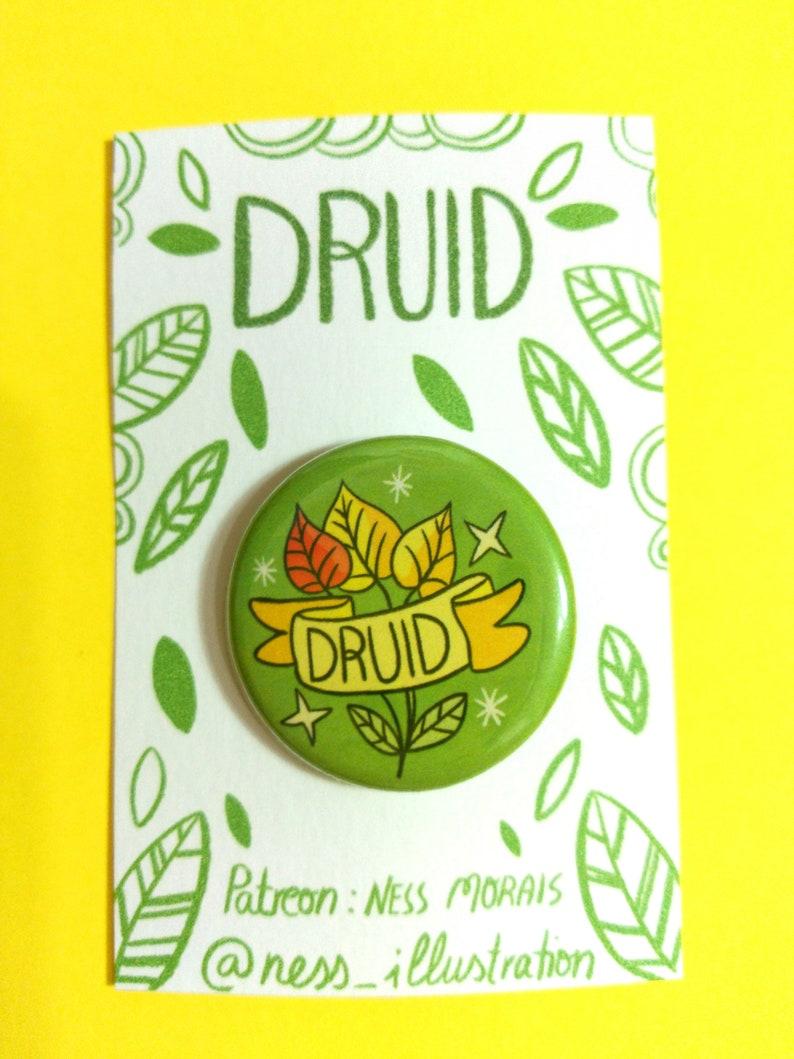 Druid Badges!