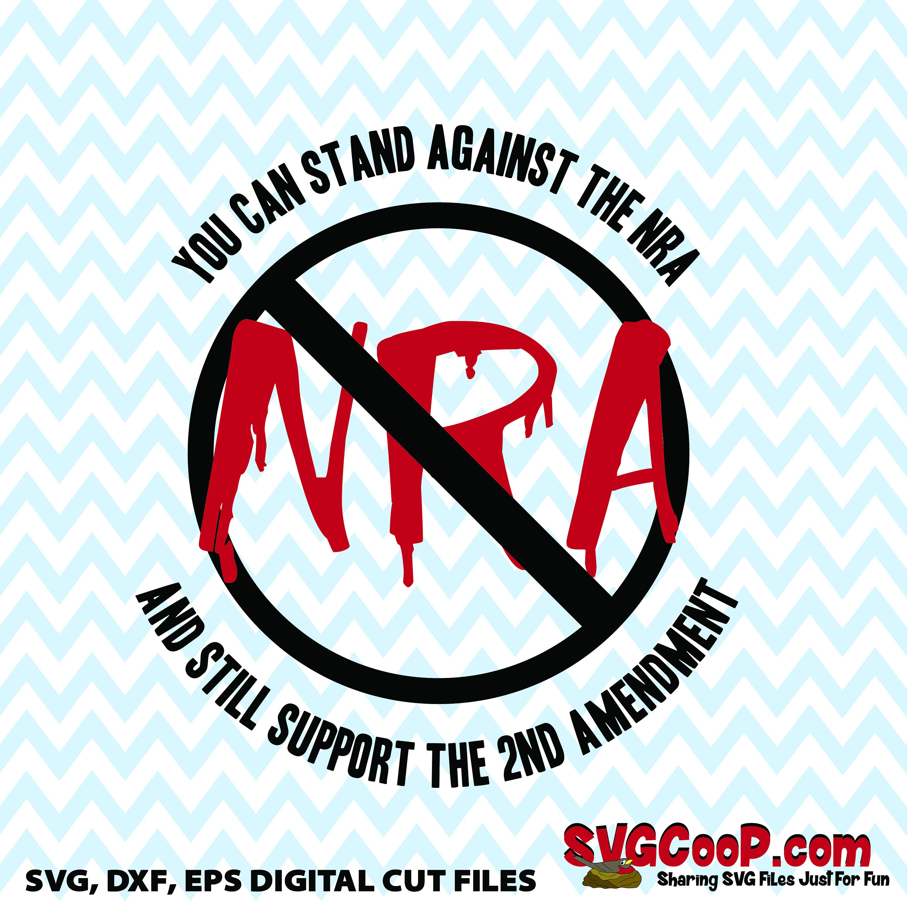 You can stand against the NRA and still support the 2nd | Etsy