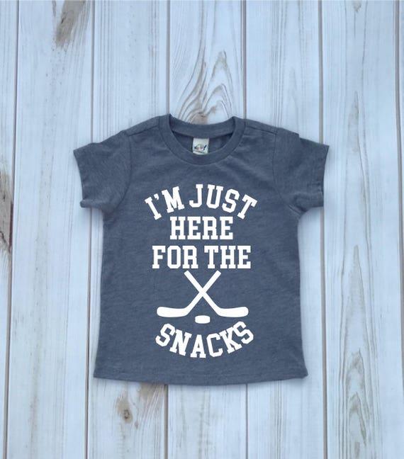 Kids Hockey Shirt Toddler Hockey Shirt Infant Hockey  29731419dbf