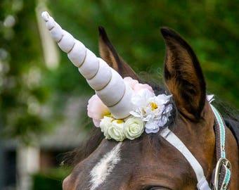 446f2930be7 Unicorn horn horse