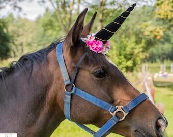 a4388bdeedb Horse unicorn horn