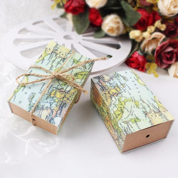 2512f741bbe 25x World map Boxes