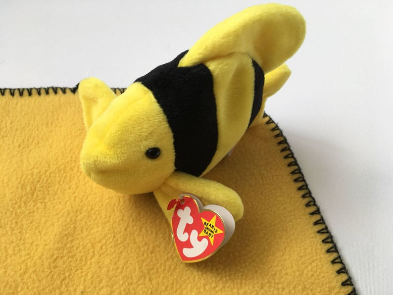 a8c0f1522ca Bubbles the Fish Ty Beanie Baby Collection