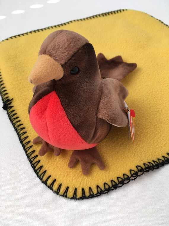 c1b0a1910c6 Early the Robin Ty Beanie Baby Collection