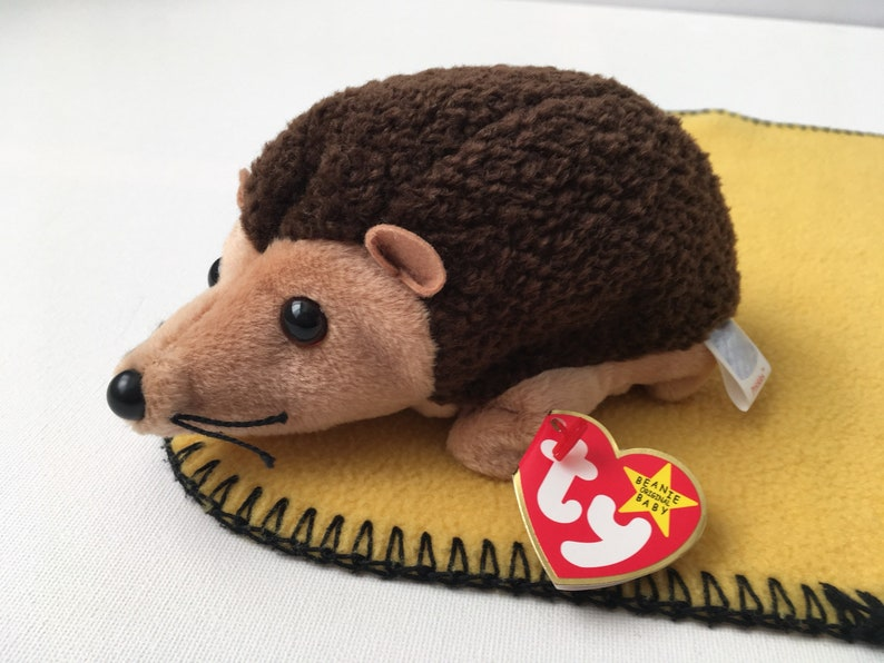 5772cb004d3 Prickles the Hedgehog Ty Beanie Babies Collection