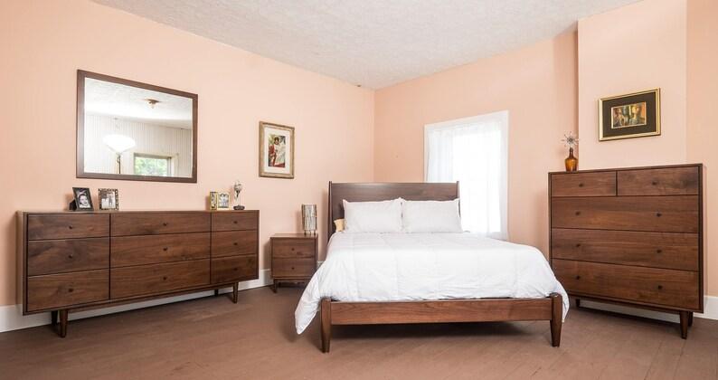 Sullivan Road Bedroom Suite / Mid Century Modern Bedroom