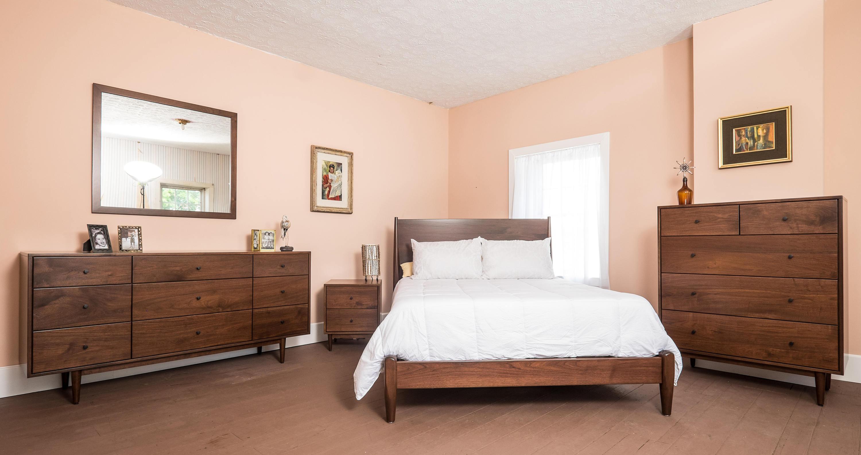 . Sullivan Road Bedroom Suite   Mid Century Modern Bedroom