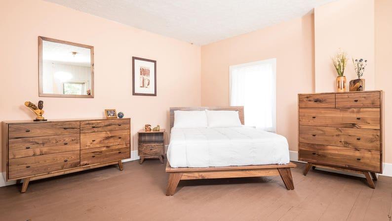 . Sullivan Lake Bedroom Suite   Mid Century Modern Bedroom