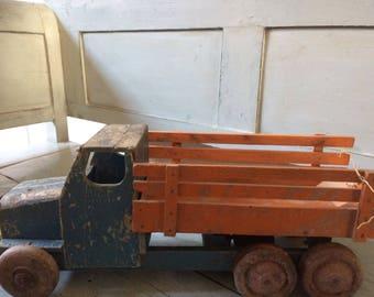 Oude vrachtwagen/old truck