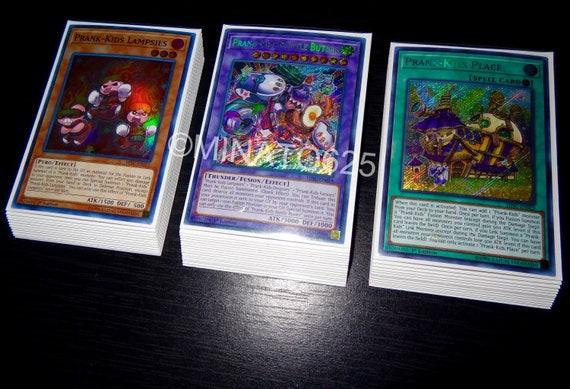 44 Card Prank-Kids Deck Core Dodo-Doodle-Doo Rip-Roarin-Roaster Place HISU