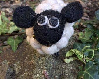 SHEEP HANDFELTED