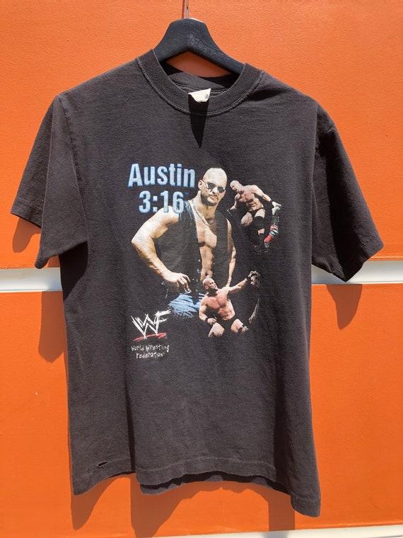 Vintage Stone Cold Steve Austin T-shirt (Med)