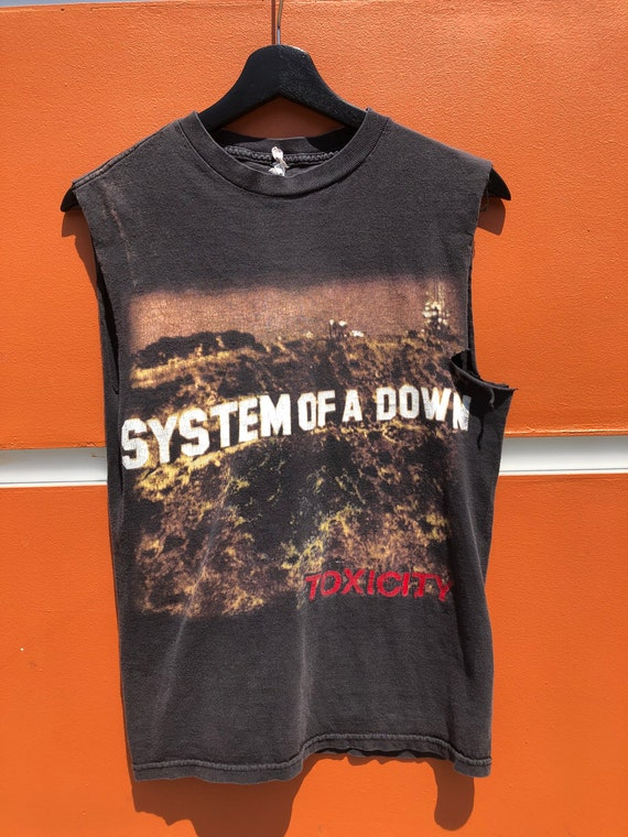 Vintage System of a Down T-shirt (s)