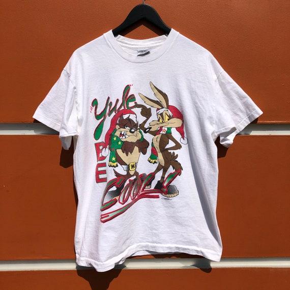 Vintage 1995 Looney Tunes T-shirt (L)
