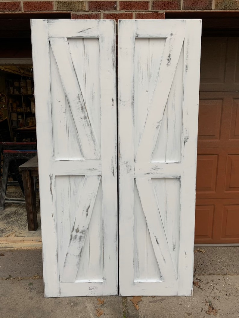 Farmhouse barn door image 0