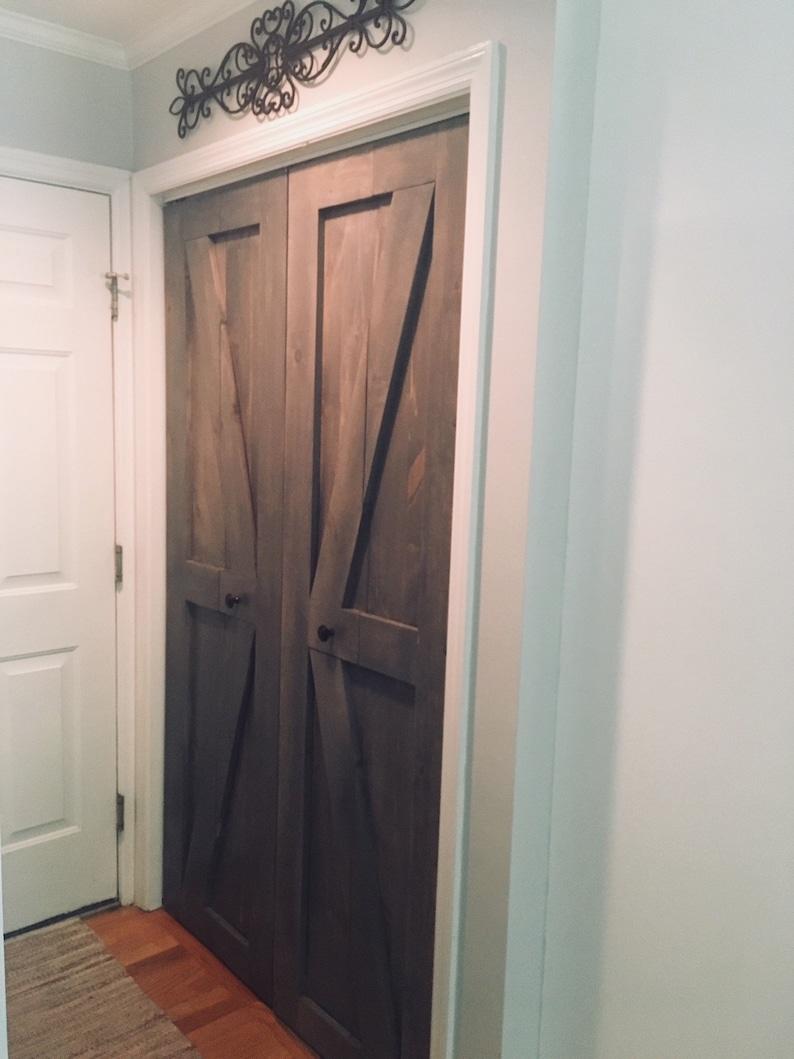 Bi Fold Barn Door