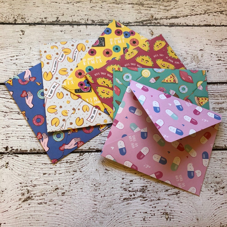 Pick-Me-Ups A2 Envelope Set