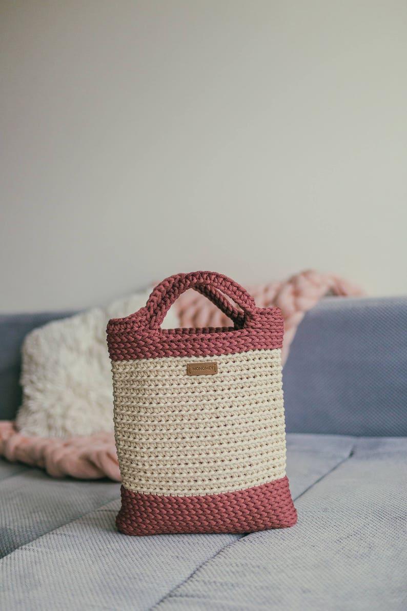 Lets Crochet de sacs à main ~ 5 patrons de sac de main plus de Crochet (French Edition)