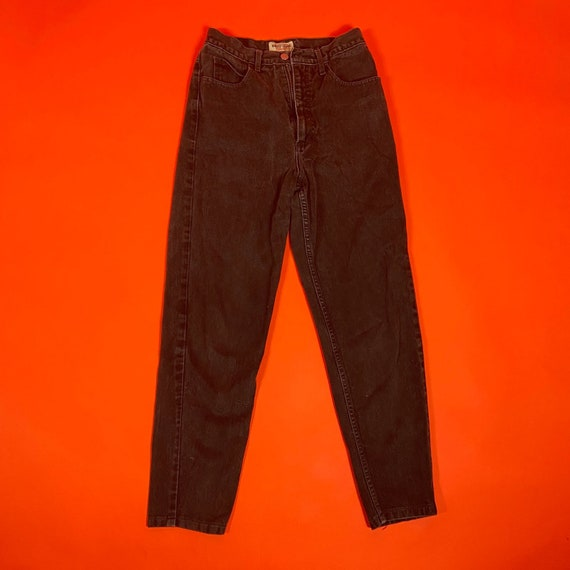 Vintage Black Guess Denim Jeans - image 1