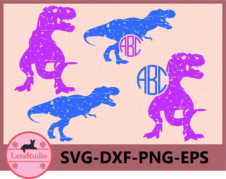 60 /% OFF svg dxf Dinosaur Silhouette png Tyrannosaurus Grunge SVG Clipart eps Monogram Svg Dinosaurs Grunge SVG Silhouette Files