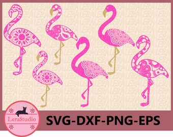 60 % OFF, Flamingo SVG, Flamingo Mandala Svg, Zentangle Svg, Flamingo svg, Flamingo clipart, Flamingo SVG, dxf, ai,eps, png, Flamingo Vector