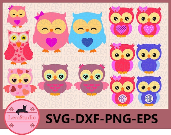 60 Off Valentines Day Owl Svg Owl Svg Couple Owls With Etsy