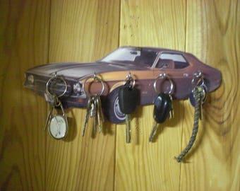 ford capri Keyring / hanging key ford capri