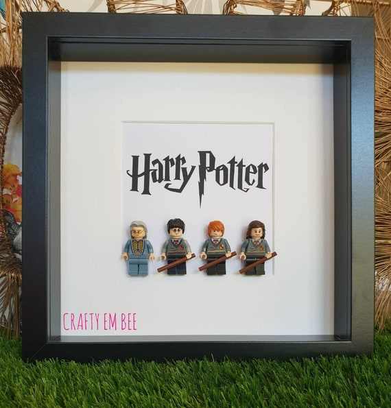 LEGO Harry Potter Frame | Etsy