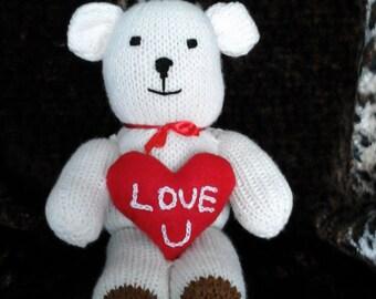 I Love U Teddy