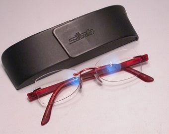 32863ae5afa Kontur Flex rot Titan rahmenlose Brille in Österreich