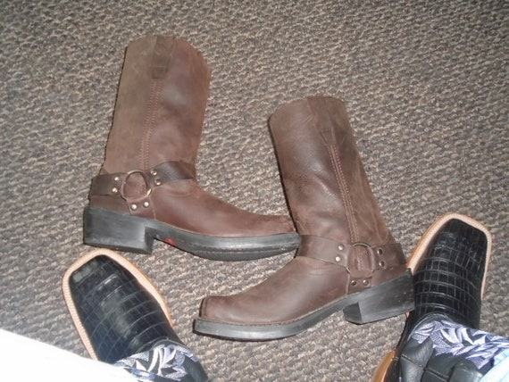 Men's Harness Boots Motorcycle boots GAUCHO