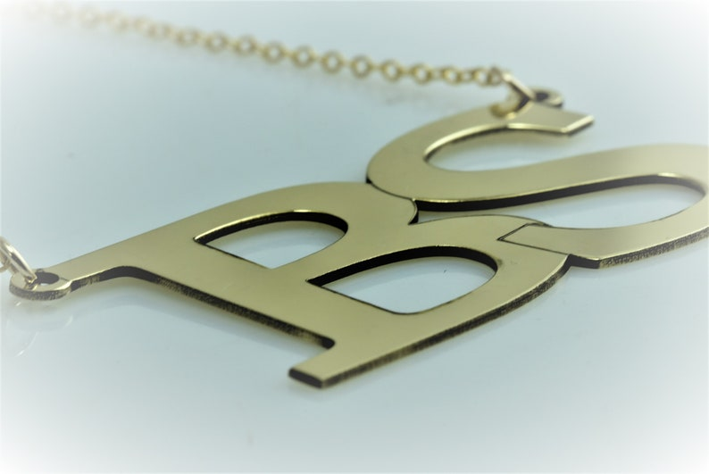 Initial Gifts Name Jewelry Letter Necklace Monogram Necklace Initial Necklace Personalized Necklace For Women Women Initial Jewelry