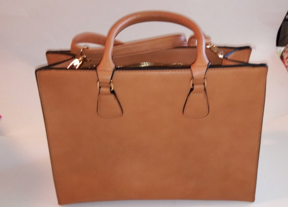 bbef547db18 Women's Tan Aldo Handbag Satchel Tote | Etsy
