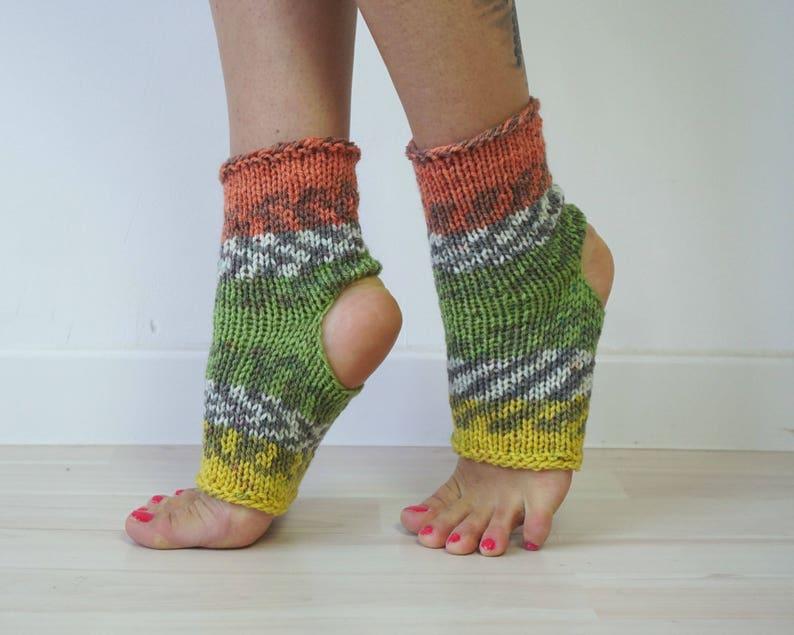 6f48a26ca12d9 Yoga Socks Spa Gift Flip Flop Socks Gift For Mom Spa