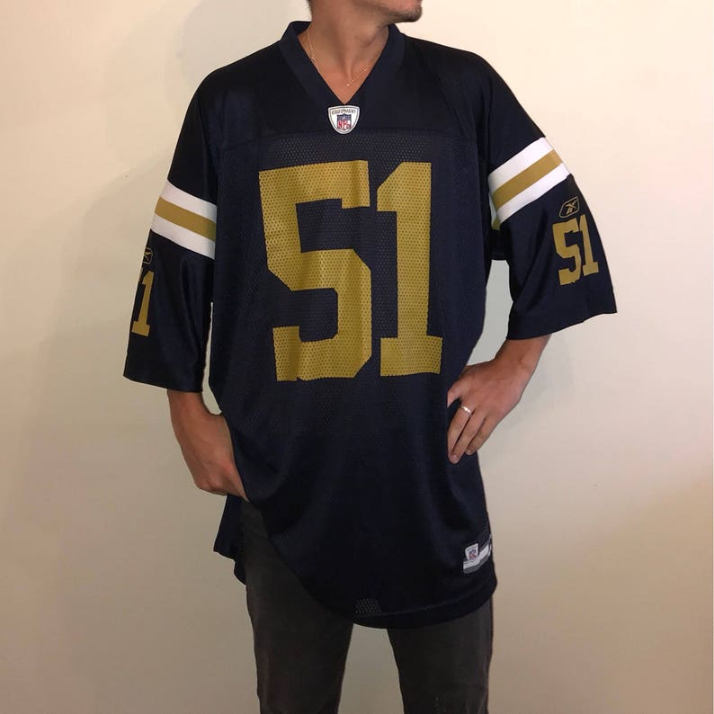 4381f05b Jonathan Vilma New Orleans Saints NFL Jersey - 2XL