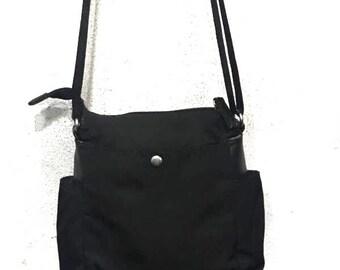 73eaa887c4 Vintage YOHJI YAMAMOTO Y SACCS Shoulder  Sling Bag
