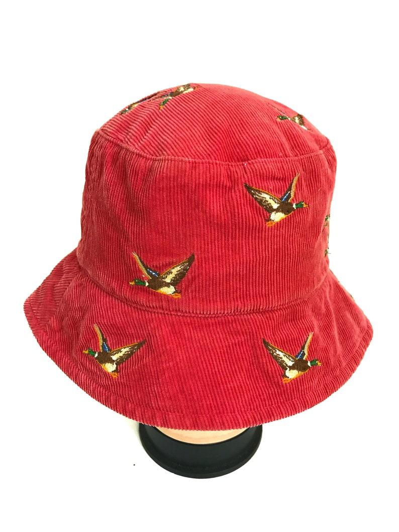 Vintage POLO RALPH LAUREN Velvet Swan embroidered Hat Polo  ca6088aacfcd