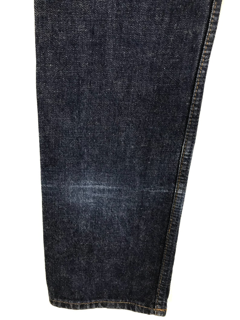 HYSTERIC GLAMOUR Made In Japan Slim Fit Denim Jeans Japanese Brand Vintage Yohji Yamamoto kapital Wtaps Chimala Siva Issey Miyake Size 29