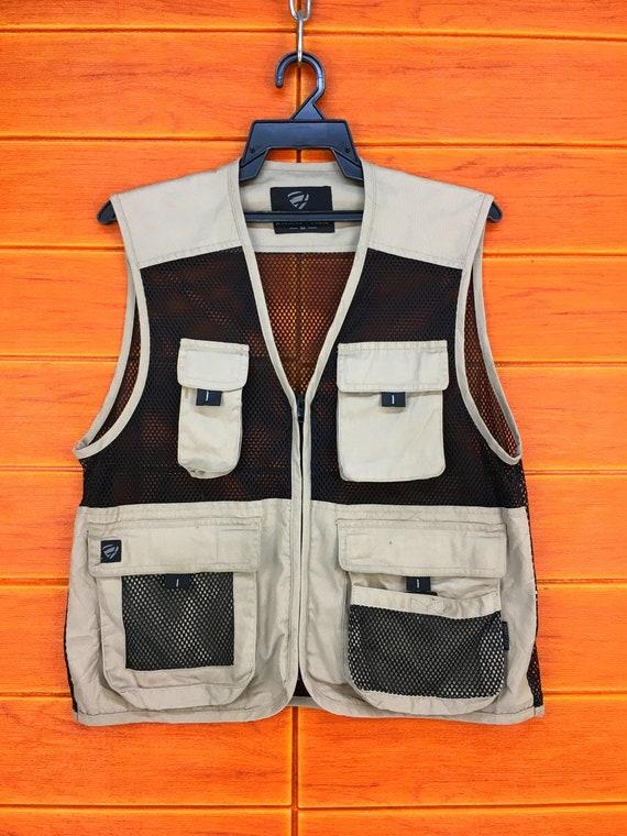 Vintage FORECAST Tactical Utility Urban Mesh Vest