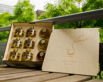Whisky display/gift box - Limited edition